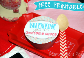 Awesome Sauce Valentine 2
