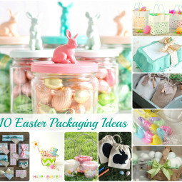 Easter Gift Packaging